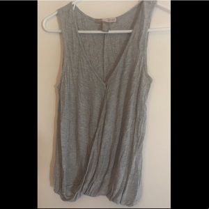 Forever21 draped front tank